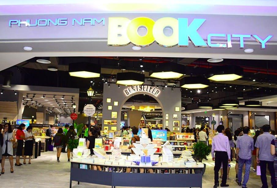 Nhà Sách Phương Nam Book City